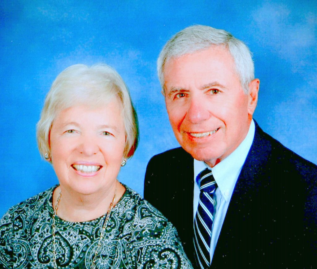 Ed & Elyse Rogers