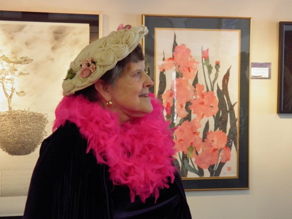 Tuesday Tribute honoree Mitzi Clark