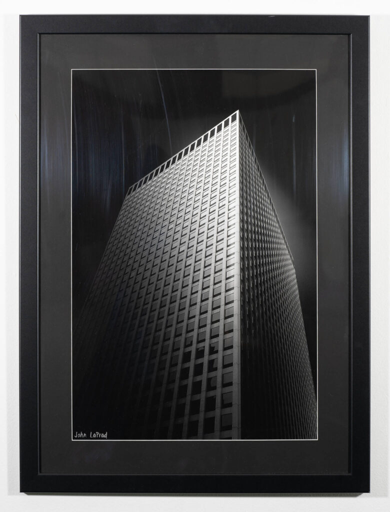 HONORABLE MENTION PHOTOGRAPHY -  JOHN LaPRAD - Lines - Photography - 30x22 - $299