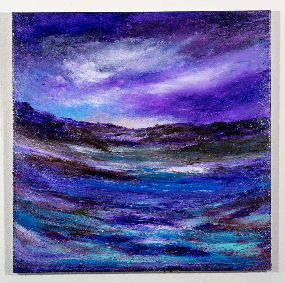 Beyond (30 x 30 - acrylic), C. Speltz, $350