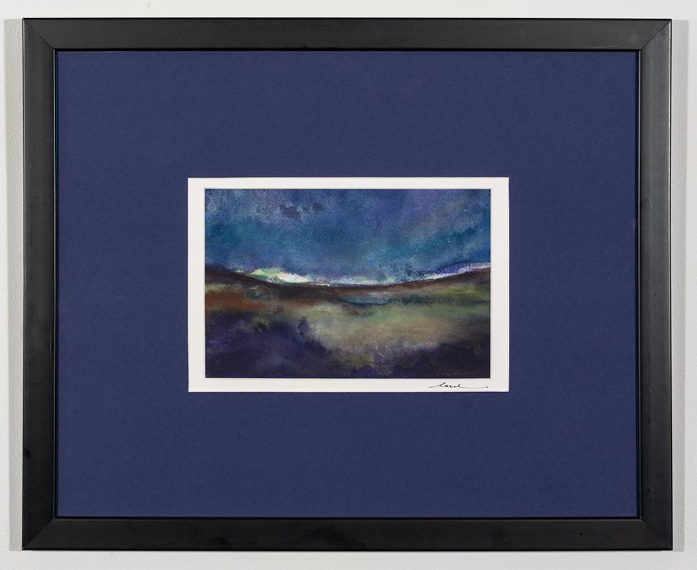 Peace (22 x 18 - watercolor), C. Speltz, NFS