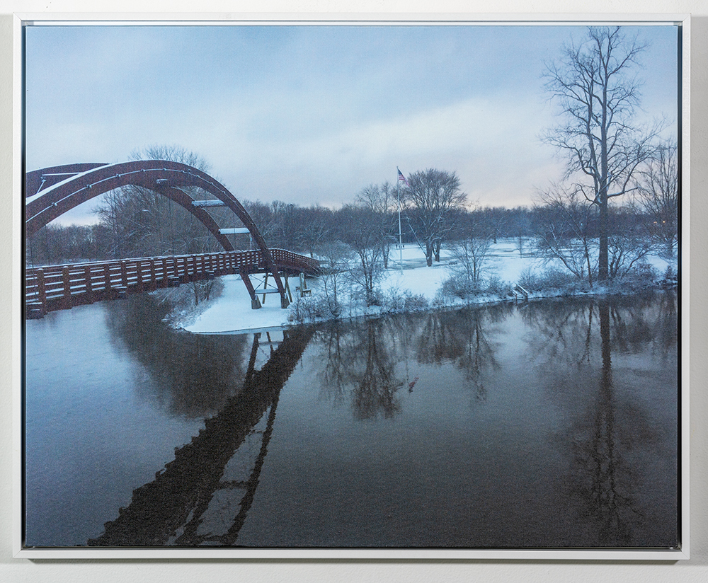 MARILYN SOULES - 'In the Gloaming' - Photo - 25.5 x 31.5 - $250