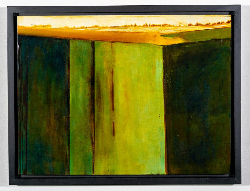 STEVEN PARKHURST - Plainsong Winds - Oil - 26.25x20.25 - $400
